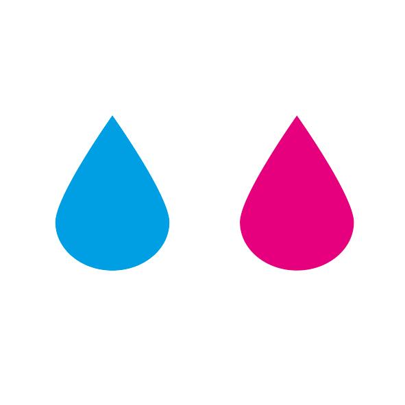 2 kleuren