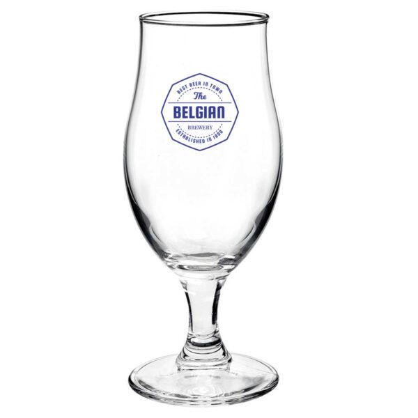 Speciaalbier glas bedrukken